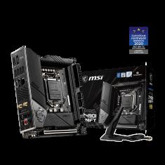 MSI Motherboard MEG-Z490I-UNIFY [911-7C77-008]