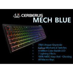 ASUS CERBERUS KEYBOARD Mech BLUE [90YH0194-B2UA00]