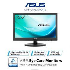 Asus LCD Monitor VT168H [90LM02G1-B01120]
