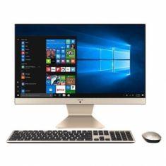 """ASUS Desktop AiO A6521DAK-BA541TS (R5-3500U / 4GB / 1TB / 23.8"""" / Win10 / Black) [90PT02P2-M05520]"""