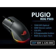 ASUS ROG MOUSE P503 ROG PUGIO [90MP00L0-B0UA00]