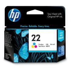 HP 22 Tricolor AP Inkjet Print Cartridge [C9352AA~]
