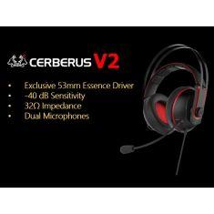 ASUS Cerberus HEADSET V2 Gaming Headset- [90YH018G-B1UA00]