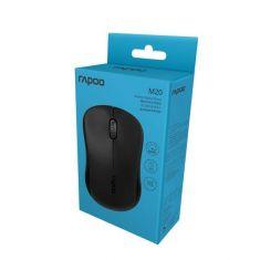 Rapoo Mouse Wireless M20 [M20-BLACK]