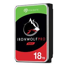 IRONWOLF PRO + Rescue / TB18TB