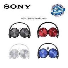 Sony Mass Model Overbands Headset [MDR-ZX310AP/BQE]