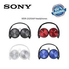 Sony Mass Model Overbands Headset [MDR-ZX310AP/LQE]