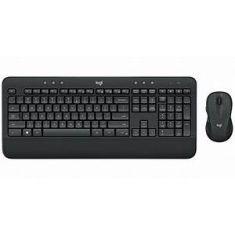 Logitech Keyboard and Desktop MK 545 Wireless Combo