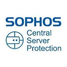 Sophos Central Server Protection - 1-9 SERVERS - 24 MOS