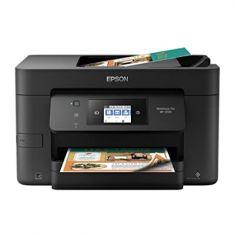 EPSON WorkForce WF-3721 Wi-Fi Duplex All-In-One Inkjet Printer